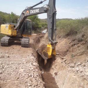 GASODUCTOS TRONCALES DE LA PROVINCIA DE CORDOBA – PRIMERA ETAPA