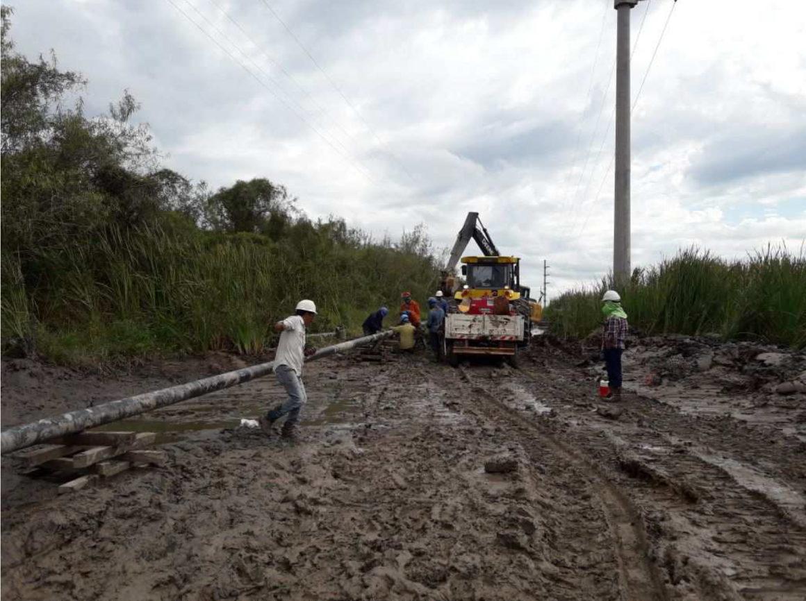GASODUCTO GNEA – EPC 7 – Ramal Clorinda – Derivación Clorinda Prov. De Formosa