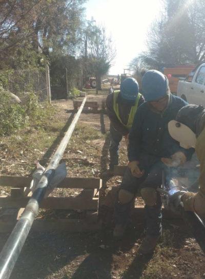 "OBRA: ""GASODUCTOS TRONCALES DE LA PROVINCIA DE CORDOBA – PRIMERA ETAPA"