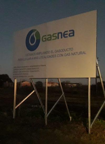 REFUERZO DE GASODUCTO DE APROXIMACIÓN A VILLAGUAY