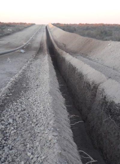 PLAN CASTELLO-OBRAS DE DESARROLLO-GASODUCTO REGIONSUR
